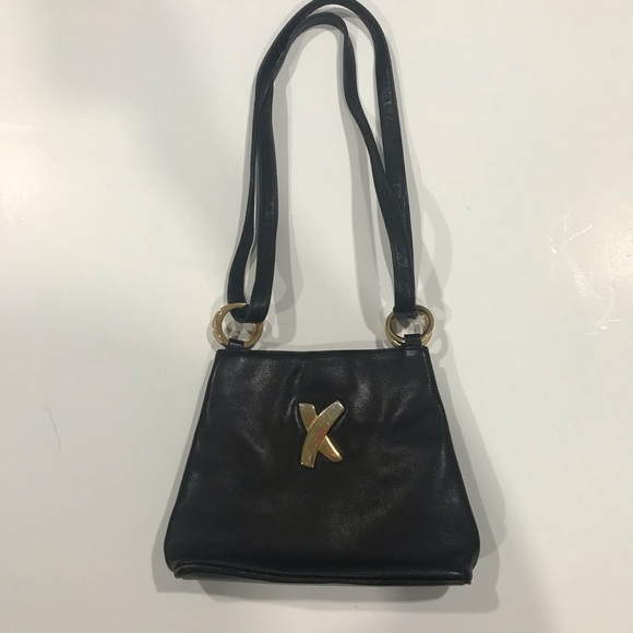 Paloma Picasso mini leather purse
